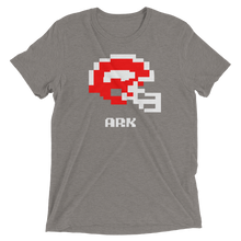 Load image into Gallery viewer, Arkansas Razorbacks | Tecmo Bowl Helmet Shirt