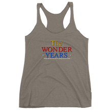 Load image into Gallery viewer, The Wonder Years | BananaKlip Ladies Tank