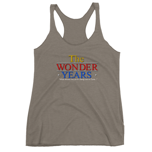 The Wonder Years | BananaKlip Ladies Tank