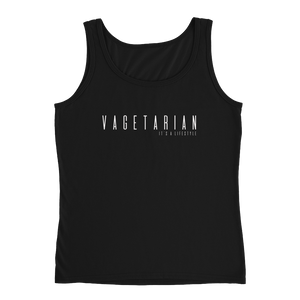 Vageterian | Ladies' Tank