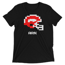 Load image into Gallery viewer, Arkansas Razorbacks | Tecmo Bowl Helmet Shirt - BananaKlip