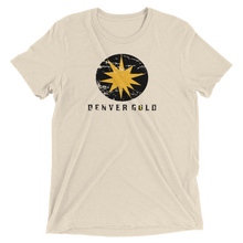 Load image into Gallery viewer, Denver Gold | USFL Retro t-shirt - BananaKlip