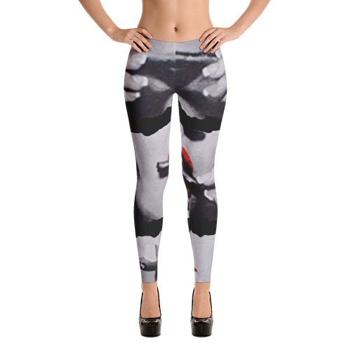 Blunt Stick | All Over Leggings - BananaKlip