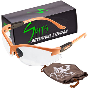 Cougar PEACH Safety Glasses, Various Lens Options, including Photochromic