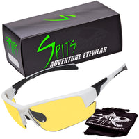 Kona TT Running and Cycling Sunglasses Photochromic Lens Options