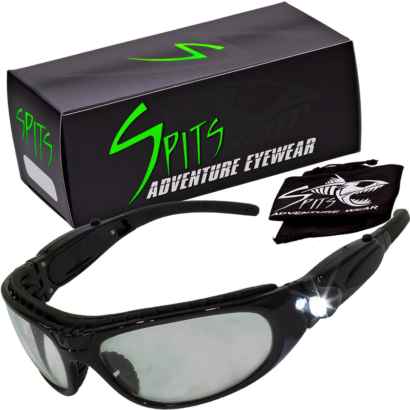 Safelight LED Lighted Safety Glasses Z87.1 OSHA Compliant