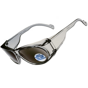 Mag-Safe Full Magnifying Safety Glasses, Anti-Fog Lenses, ANSI Z87.1+ compliant