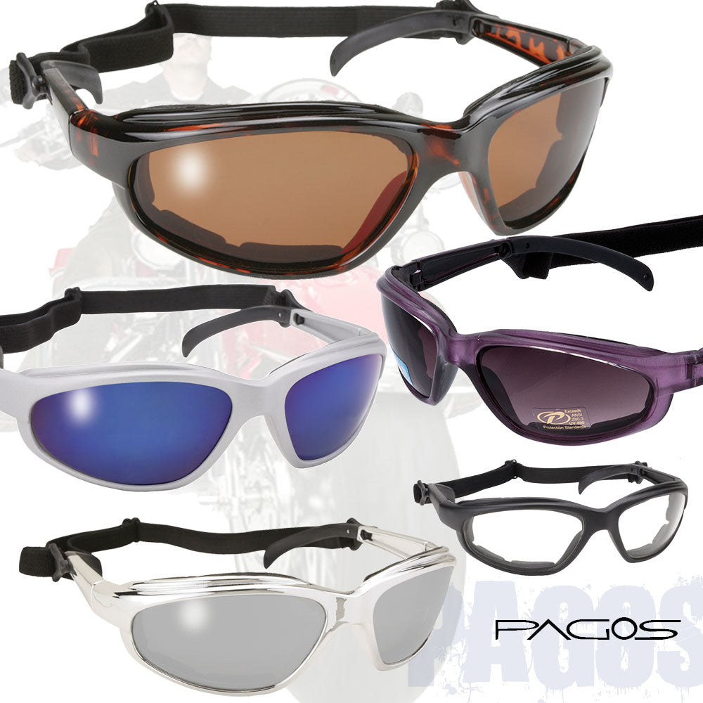 "Freedom ""Sport""  Polarized Foam Padded Sunglasses"