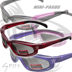 Miss Pagos Mini Bling, Small Framed Safety Glasses