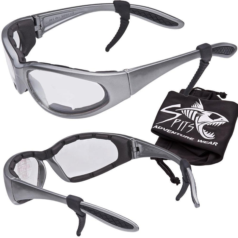 Hercules Safety Glasses With Foam Padding Various Frame and Lens Options