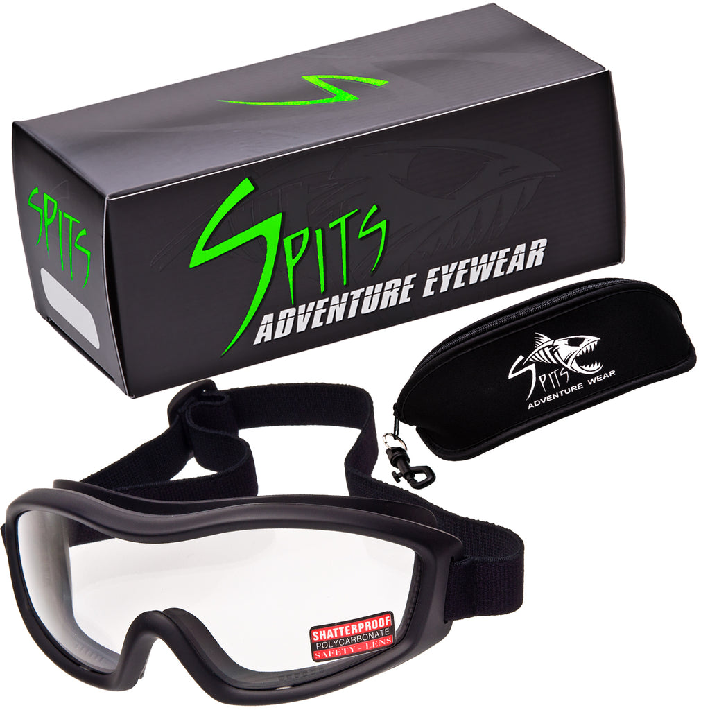 Seals -  Rubberized Sealed Goggles