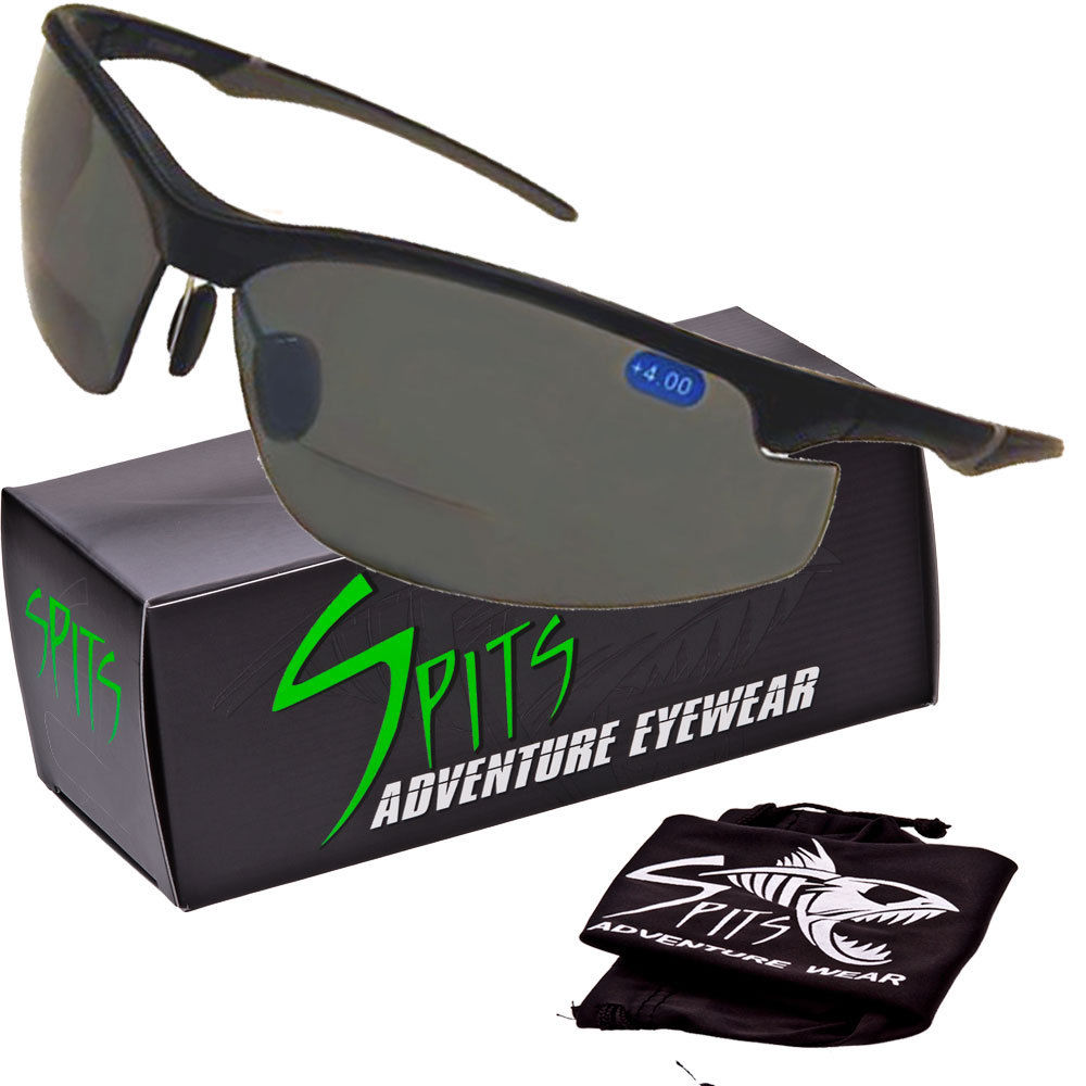 Spinner Cycling / Running Bifocal Sunglasses