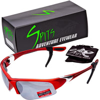 Velo-Spec Running and Cycling Bifocal Safety Rated Glasses, Various Solid Frame Colors
