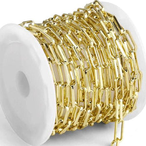 Jewelry making chain spools