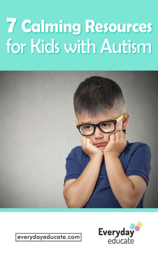 7 Calming Resources for Kids with Autism