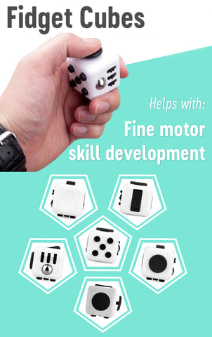 Everyday Educate - fidget Cube