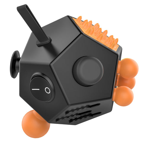 Fidget Widget Cube 12 Sided
