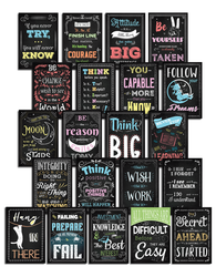 Everyday Educate Inspirational Classroom Wall Decor Posters
