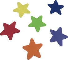 "Sitting Spots Carpet Markers -  5"" Diameter - Great Teacher Gift & Classroom Essential (Set Of 30 - Stars)"