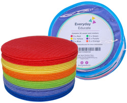 Neat Seat Spots™ (Set of 30 Circle) by Everyday Educate