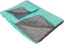 Weighted Blanket for Kids with Matching Pillow Cover