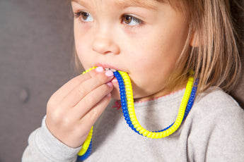 Chewy Dewey™ Sensory Necklace - (4 Pack)