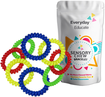 Everyday Educate  - Sensory Chew Bracelet