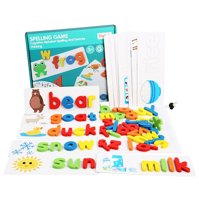 Spell-Well Learning Game by Everyday Educate™