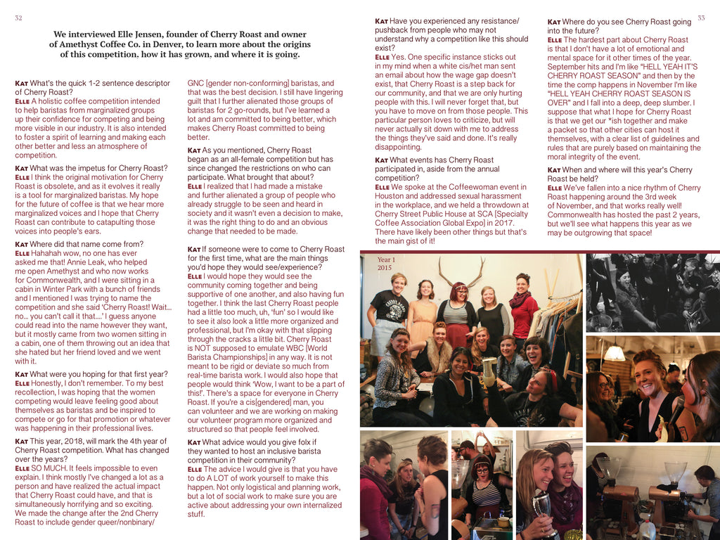 Cherry Roast Article, pg 2