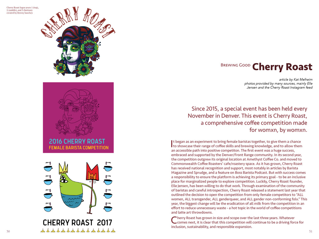 Cherry Roast Article, pg 1