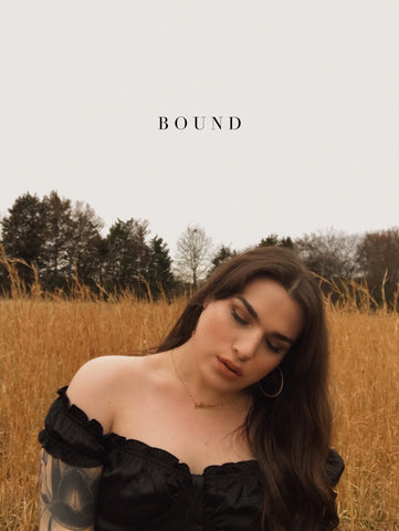 """Bound"" by Maura Raymond"