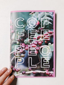 Coffee People Zine Issue-by-Issue Subscription