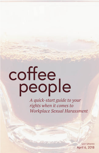 Know Your Rights: Workplace Sexual Harassment PDF