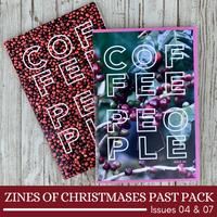 Zines of Christmases Past Pack