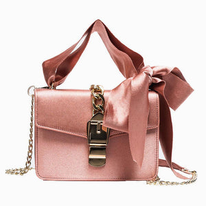 Pretty Bow Shoulder Bag