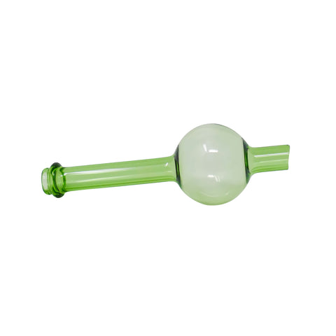 Bubble Cap - Green - Mary Jane Glass Gallery