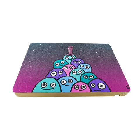 The Creature Emporium Limited Edition Hanging Rolling Tray - Sporez