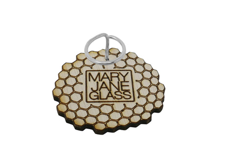 Mary Jane Glass Carb Cap Stand