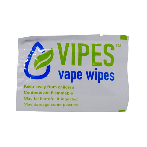 Vipes Wipes 99% ISO - Mary Jane Glass Gallery