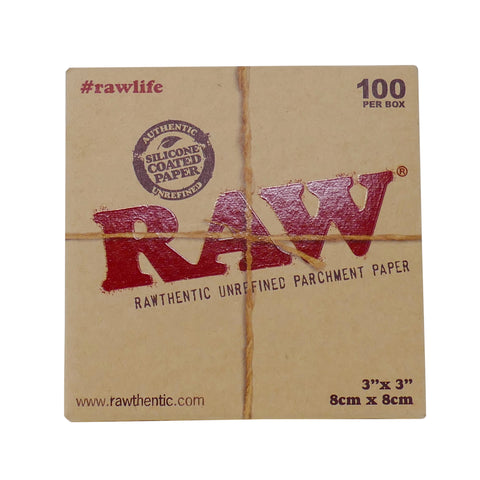 RAW Parchment Paper - Mary Jane Glass Gallery