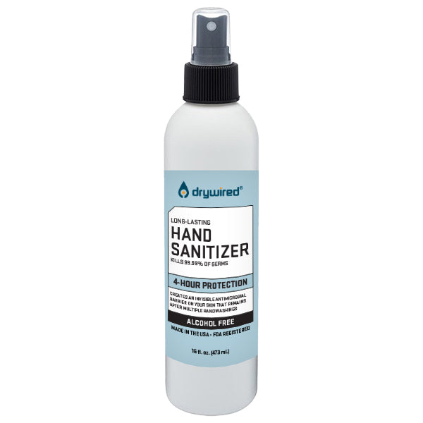 Alcohol Free Hand Sanitizer, 16 fl oz bottle