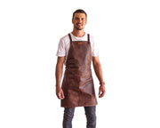 brown leather apron Ellenic Australia