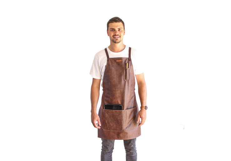 brown-leather-apron-large-pockets-australia