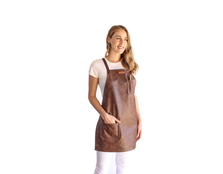 brown-leather-apron-small-pocket-australia