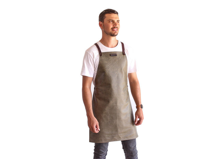 olive-green-leather-apron-australia