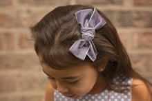 VELVET - Ginger Hand Tied Bow