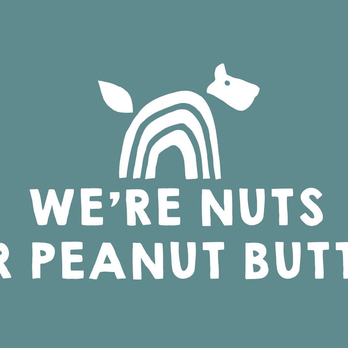 We're Nuts for Peanut Butter!
