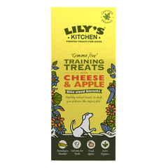 Lily's Kitchen Training Treats with Cheese & Apple For Dogs