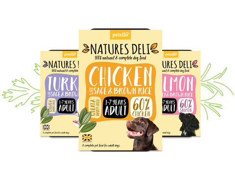 Natural Dog Food - Looking for a Forthglade alternative?