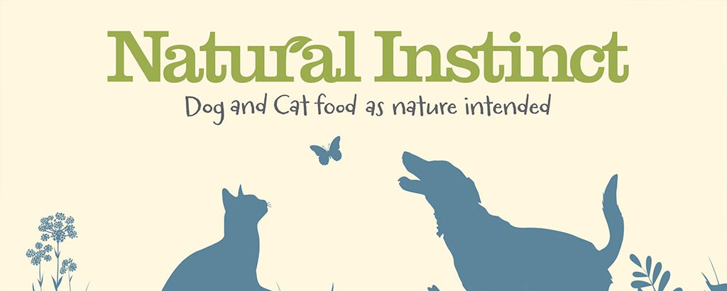 Natural Instinct Dog & Cat Food